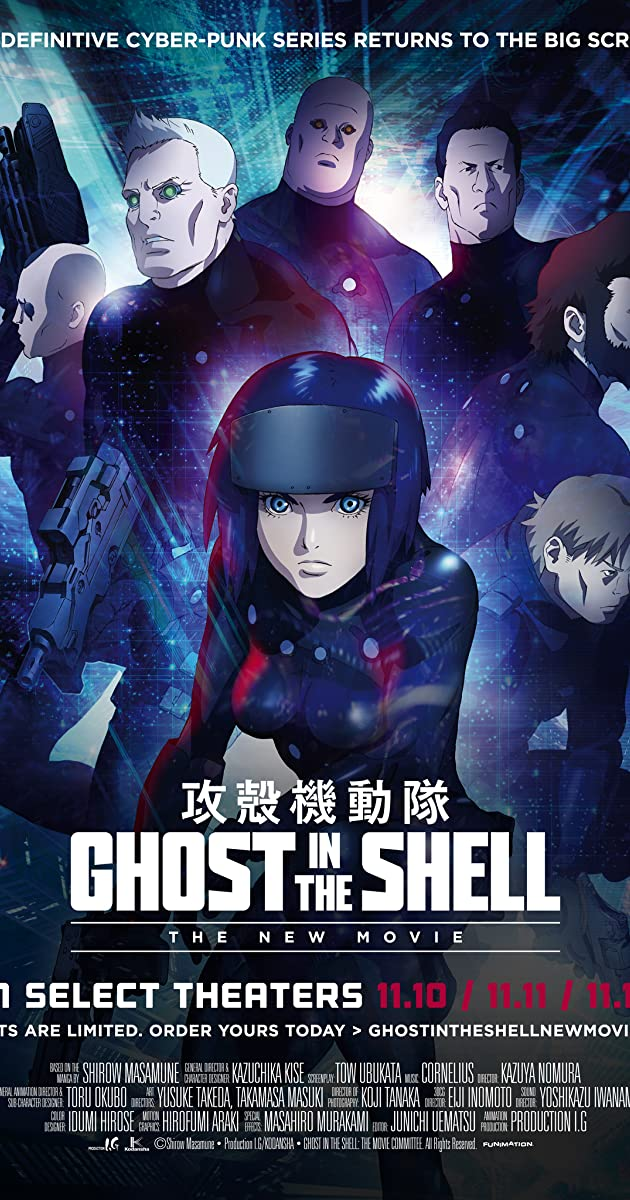 Ghost In The Shell Original