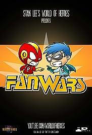Green Arrow vs. Hawkeye Poster