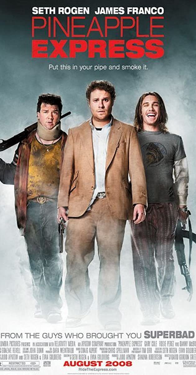 Pineapple Express Streaming