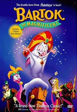 Bartok the Magnificent poster