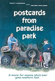 Postcards from Paradise Park Poster
