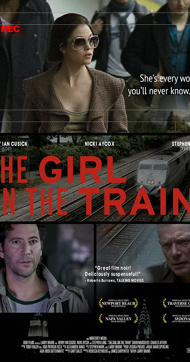 The Girl On The Train Stream