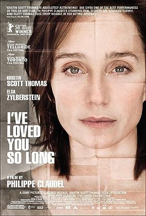 I've Loved You So Long Poster