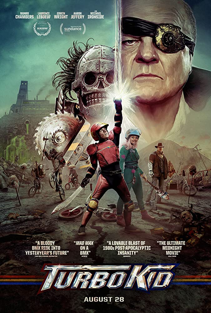 Image result for TURBO KID ( 2015 ) GIF POSTER