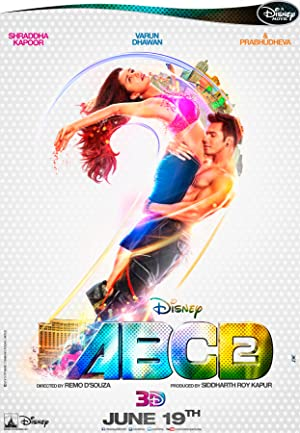 Any Body Can Dance 2 Pelicula Poster