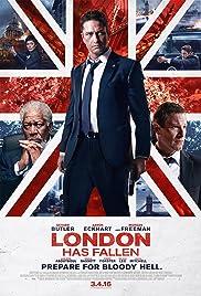 London Has Fallen (2016) Hindi Dubbed [BRRip]