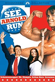 See Arnold Run Poster
