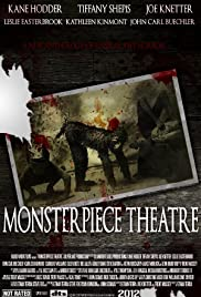 Monsterpiece Theatre Volume 1 Poster