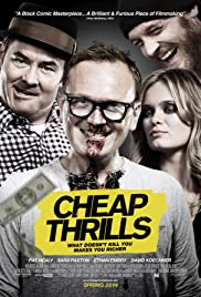 Cheap Thrills Poster