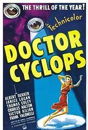 Dr. Cyclops Poster