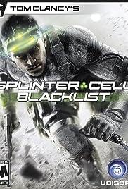 Splinter Cell: Blacklist Poster