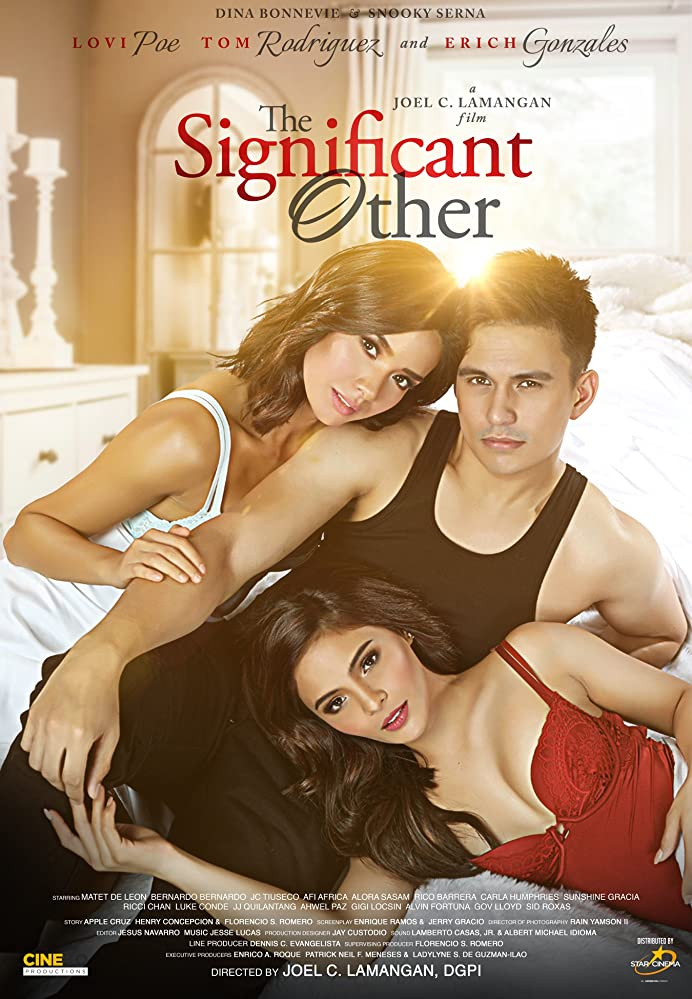 The Significant Other (2018) HDRip