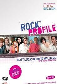 Rock Profile Poster