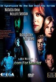 .com for Murder Poster