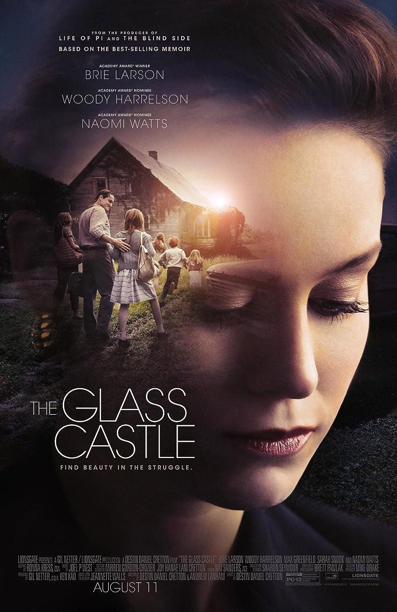 Stiklo pilis / The Glass Castle (2017)