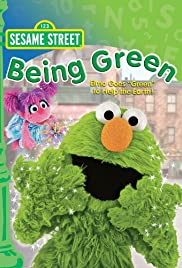 Being Green Poster