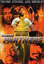 Crime Partners Poster