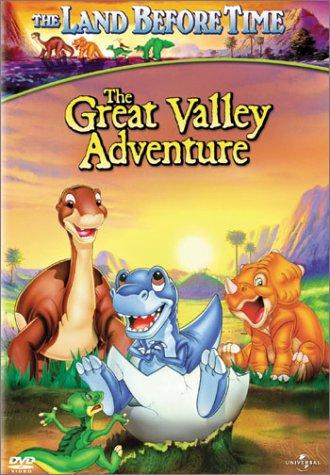 the land before time ii the great valley adventure video