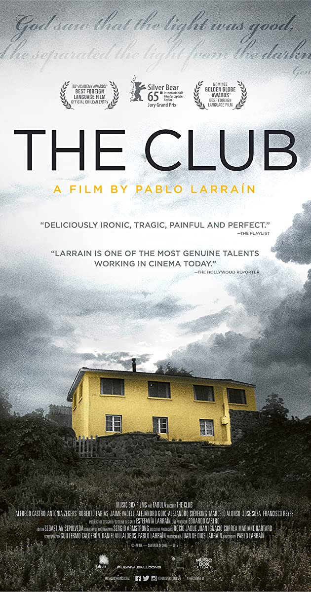 Klubas / The Club (2015)