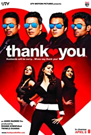 Thank You(2011) Poster - Movie Forum, Cast, Reviews