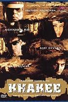 Khakee (2004) Poster