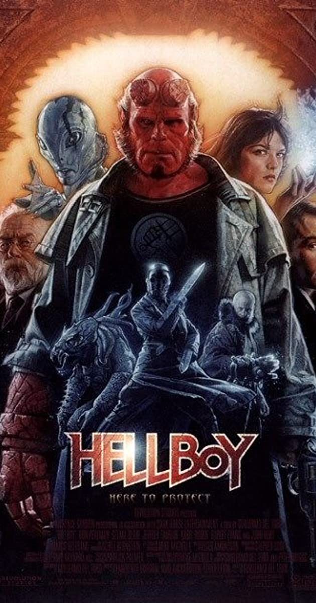 hellboy imdb