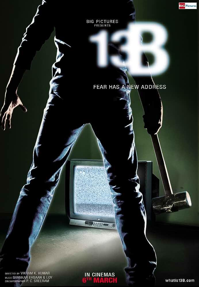 13B: Fear Has a New Address 2009 Full Hindi Movie Download HDRip 720p