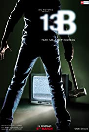 13B: Fear Has a New Address Poster