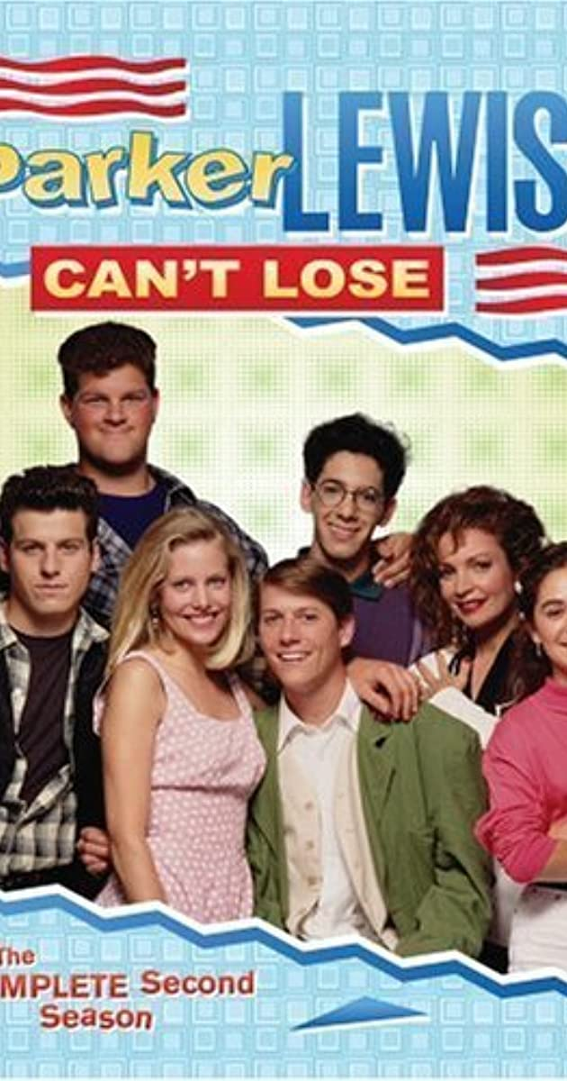 Parker Lewis Can't Lose (TV Series 1990–1993) - Full Cast ...