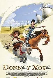 Donkey Xote Poster