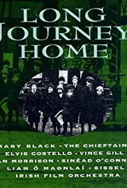The Irish in America: Long Journey Home Poster