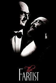 Brian Posehn: The Fartist Poster