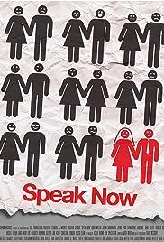 Speak Now Poster