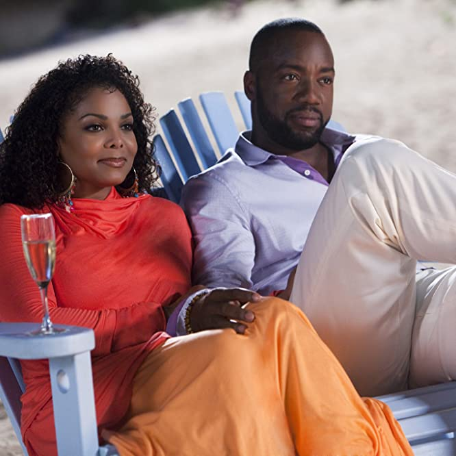 Janet Jackson and Malik Yoba in Why Did I Get Married Too? (2010)