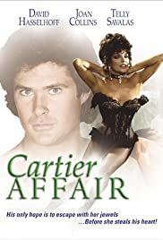 The Cartier Affair Poster