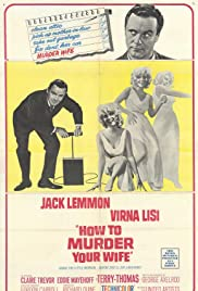 Image result for how to murder your wife jack lemmon