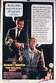 The Maltese Bippy Poster