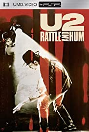 U2: Rattle and Hum Poster