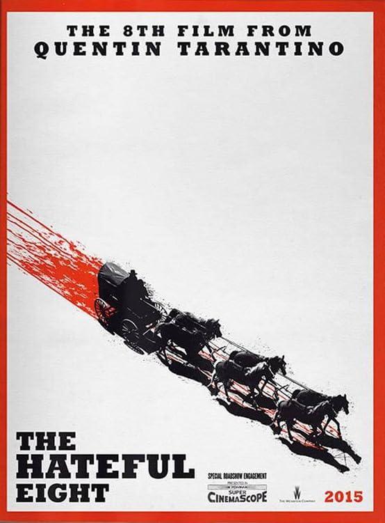 The Weinstein Company's The Hateful Eight - Trailer 1