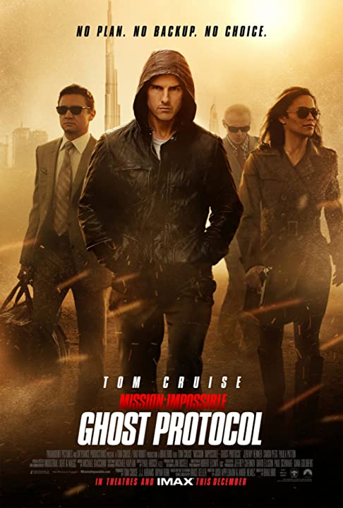 Download Mission Impossible 4 (Ghost Protocol) Single Link