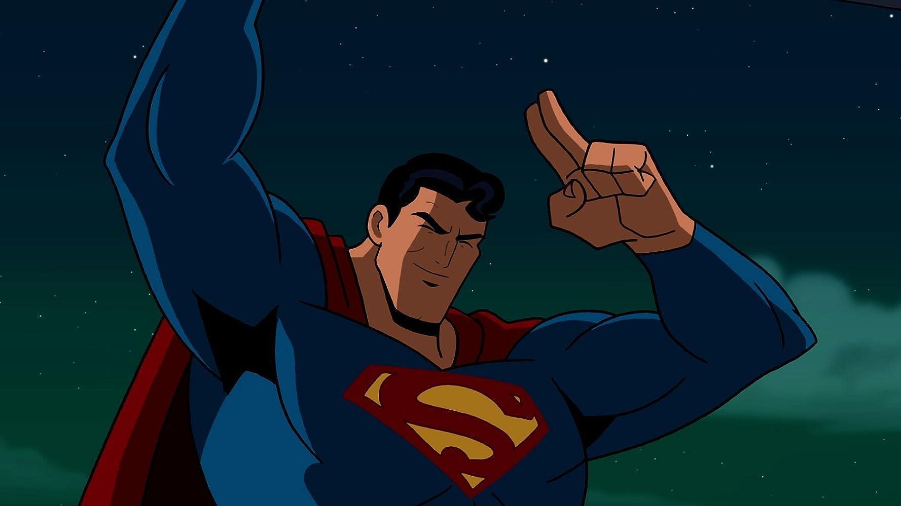 Image result for ROGER ROSE as superman