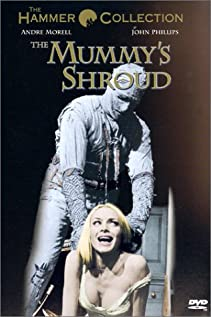 The Mummy's Shroud movie