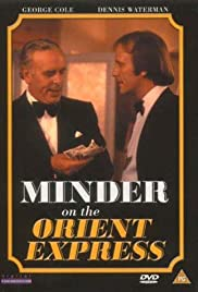 Minder on the Orient Express Poster