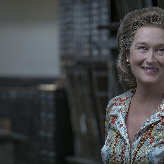 Meryl Streep in The Post (2017)