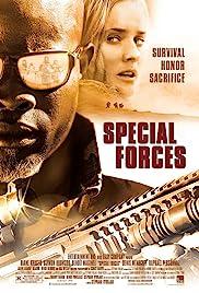 Forces spéciales Poster