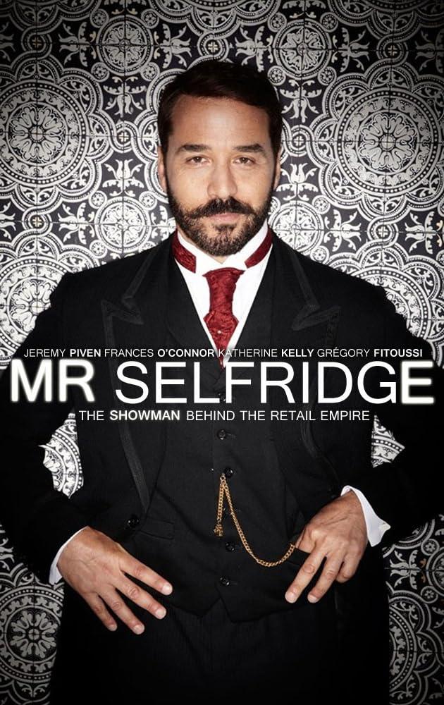 Mr Selfridge Staffel 3 Netflix