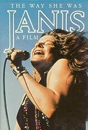Janis(1974) Poster - Movie Forum, Cast, Reviews