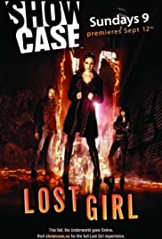 Lost Girl Poster