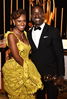 Sterling K. Brown and Ryan Michelle Bathe at an event for The 69th Primetime Emmy Awards (2017)