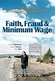 Faith, Fraud, & Minimum Wage Poster